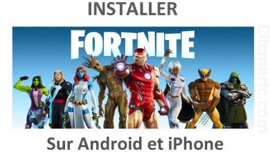 Photo of Installer Fortnite sur iPhone et Android | Fortnite iPhone & Android